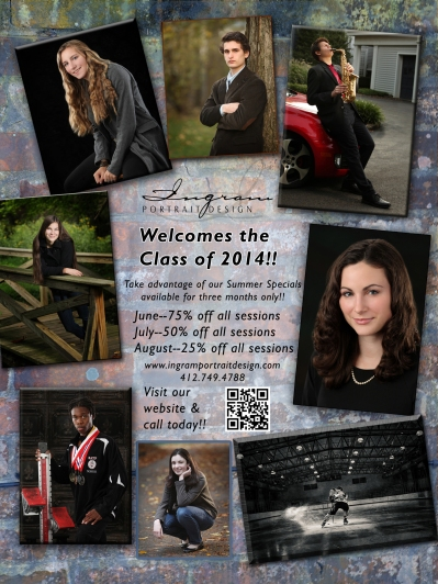 Ad for Class of 2014 A